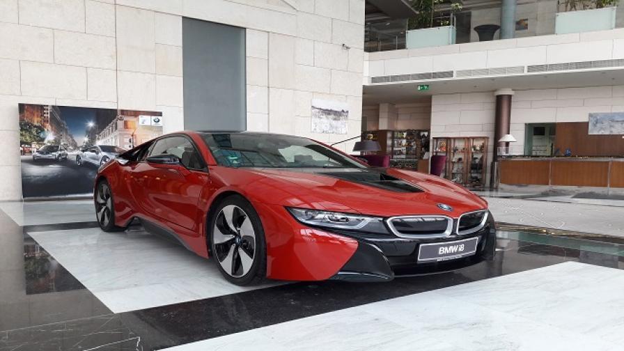 """BMW България лансира гамата """"i"""" в страната"""