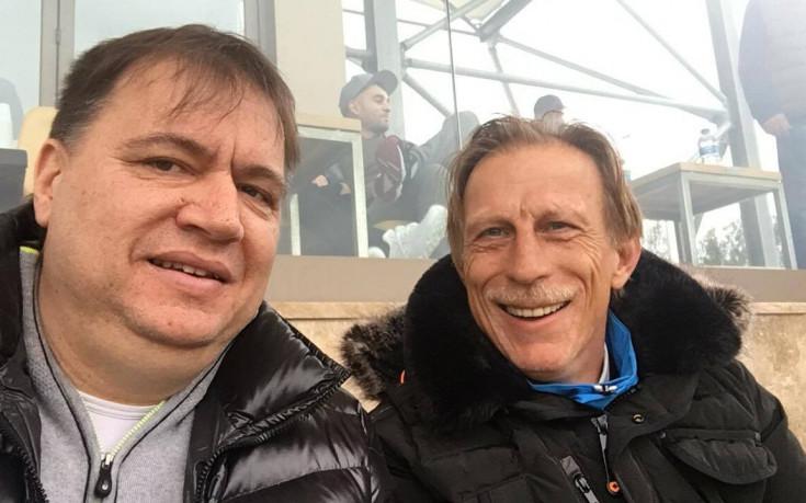 Даум праща по Жейнов поздрави на Христо Бонев за юбилея