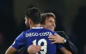 Конте: Виждам Коста всеки ден, той обича този клуб