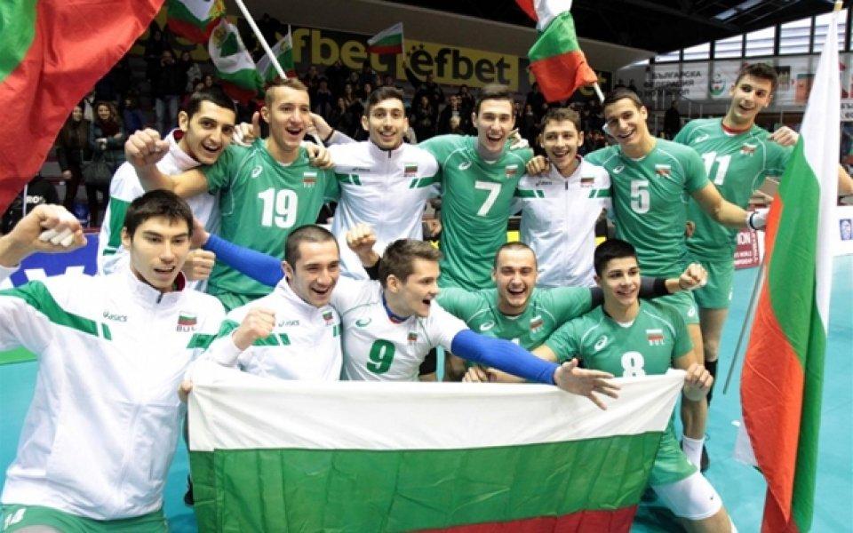 Волейболните младежи ще играят в Сърбия по пътя към Световното