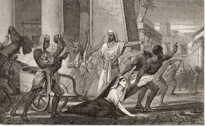 Убийството на Хипатия