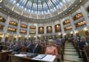 Румънското правителство оцеля при вота на недоверие