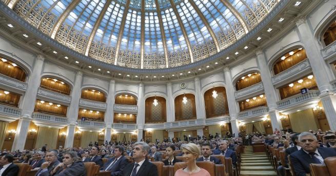 Свят Правителството на Румъния падна В подкрепа на вота на
