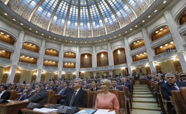 Правителството на Румъния падна