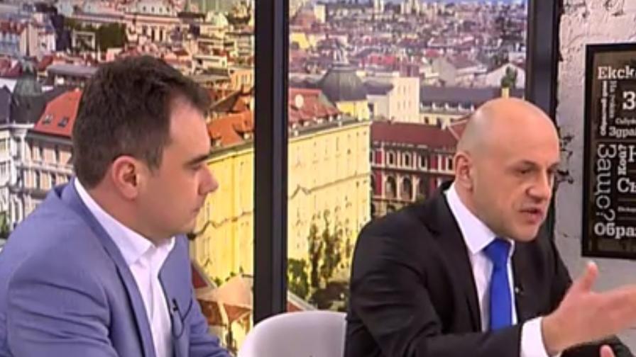 Дончев: Сметките на БСП са неверни