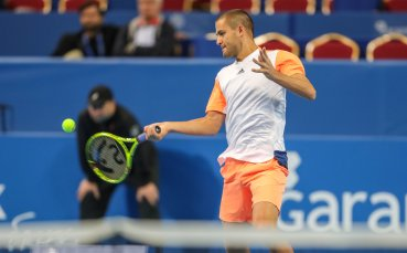 Михаил Южни е готов за последния турнир в кариерата си