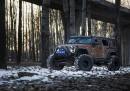 Jeep Wrangler за ловци от Vilner