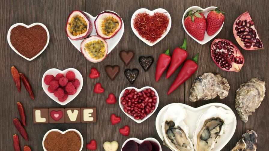 """Най-креативните """"вкусни"""" идеи за св. Валентин"""