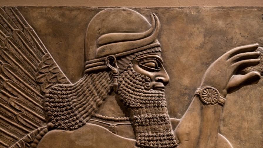 Най-древната цивилизация и боговете от звездите