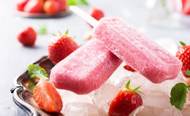 Да преборим зимата с домашен сладолед