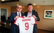 Боби Михайлов прие шефа на албанския футбол