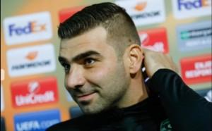 Владо Стоянов пак играе за първия отбор на Лудогорец
