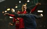 И пак на теглич: Ибра вкара Юнайтед в 1/4-финалите