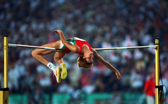 Стефка Костадинова източник: Gulliver/Getty Images, архив