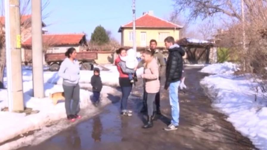 Краста плъзна в детска градина в Старозагорско