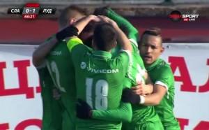 Кешеру откри пролетната си сметка и в Първа лига