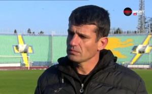 Владо Иванов: Респектът към Лудогорец ни попречи да стигнем до повече