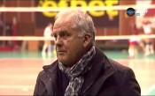 Данчо Лазаров: Публиката на волейбола се увеличава постоянно
