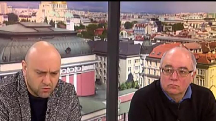 Стойчев: Българите търсят Русия, уплашени от Турция