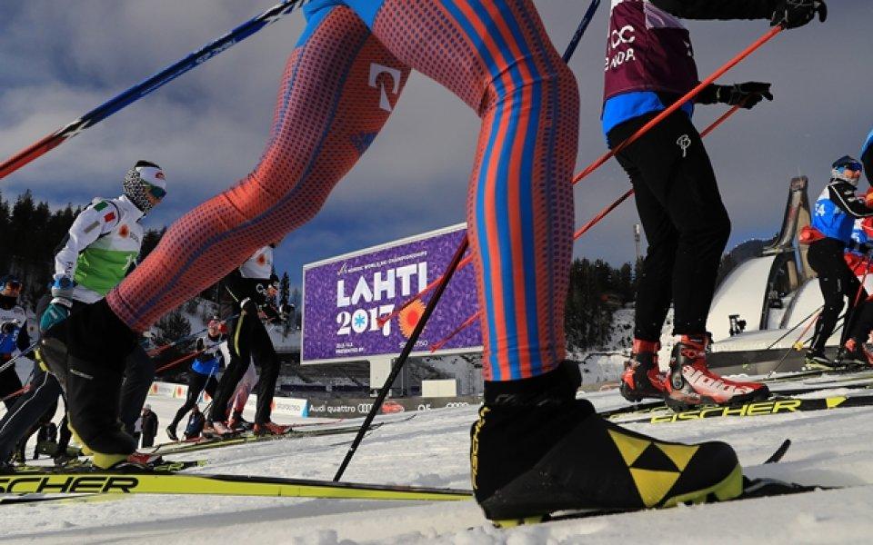 4 медала за българските журналисти на първенството по ски