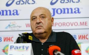 Венци Стефанов обеща стадион Славия да е готов до края на 2018-а