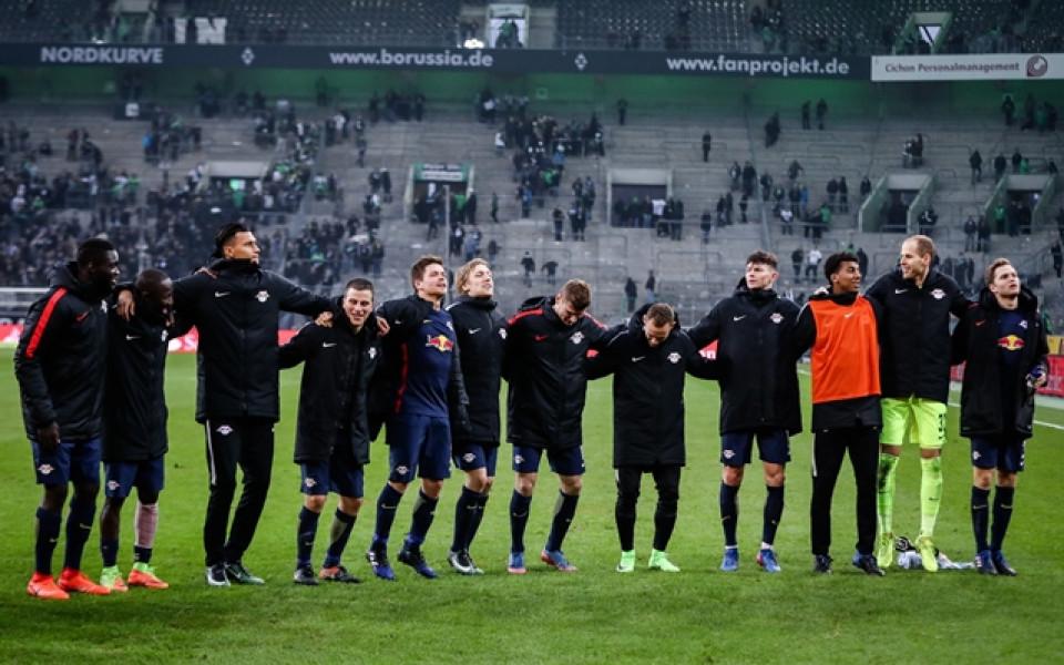 УЕФА за РБ Лайпциг: Няма санкции за Шампионската лига