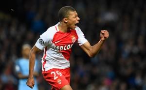 Реал набеляза изгряващата звезда на Монако