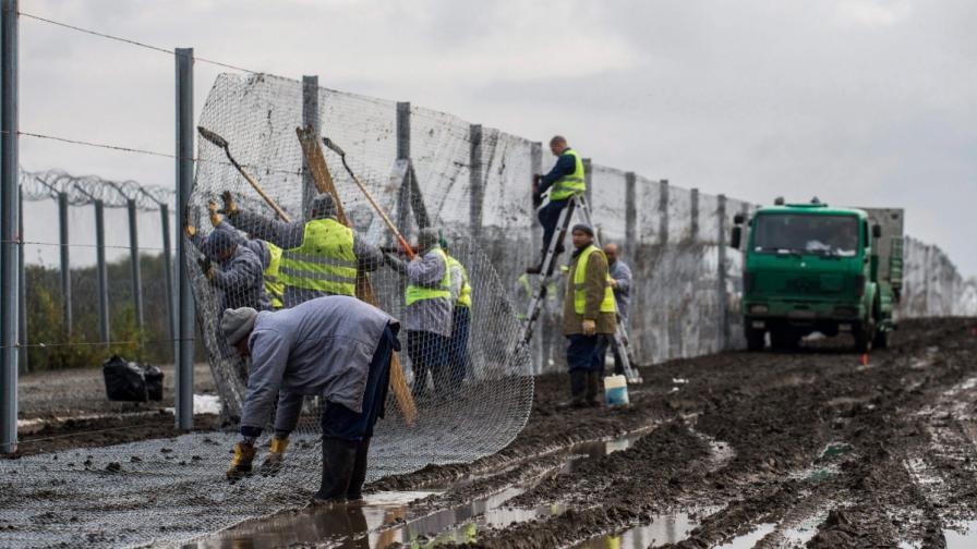 Брюксел подмамва Унгария за бежанците, Борисов: Ситуацията в страната е стабилна