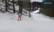 Най-лошият скиор разсмя света и предизвика дипломатически скандал