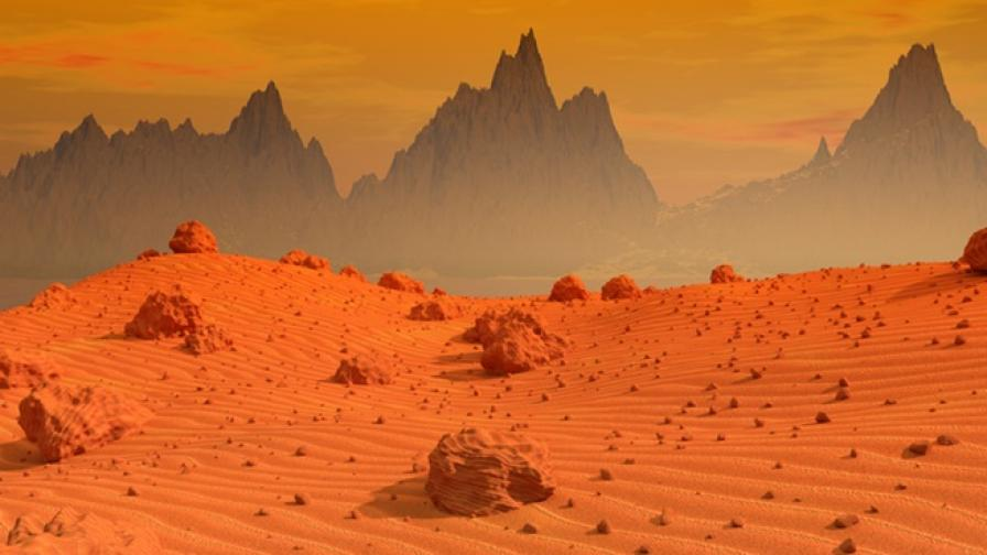 Арабските емирства планират да построят град на Марс