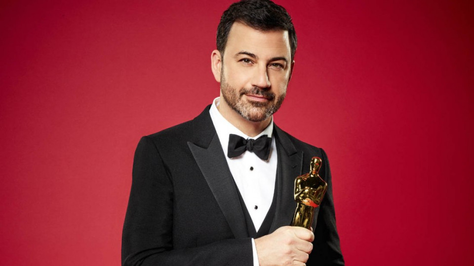 """Водещ на 89-ата церемония за наградите """"Оскар"""" ще бъде актьорът Джими Кимел"""