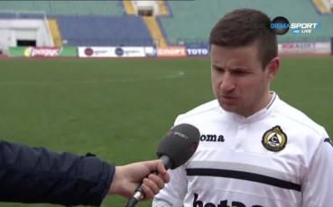 Иван Минчев: Място в първата шестица е реална цел
