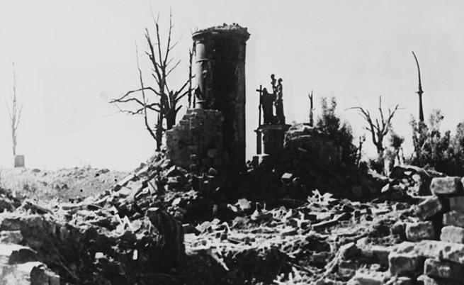 Ленинград след блокадата