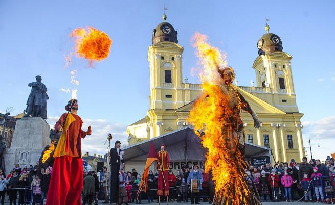 Най-пъстрите карнавали по света