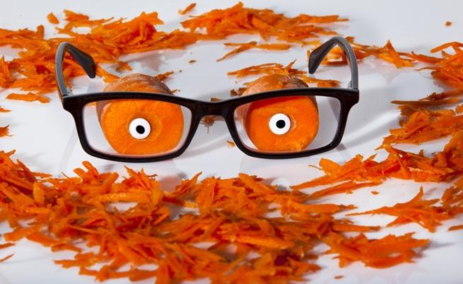 Подобряват ли зрението ни морковите, или това е лъжа