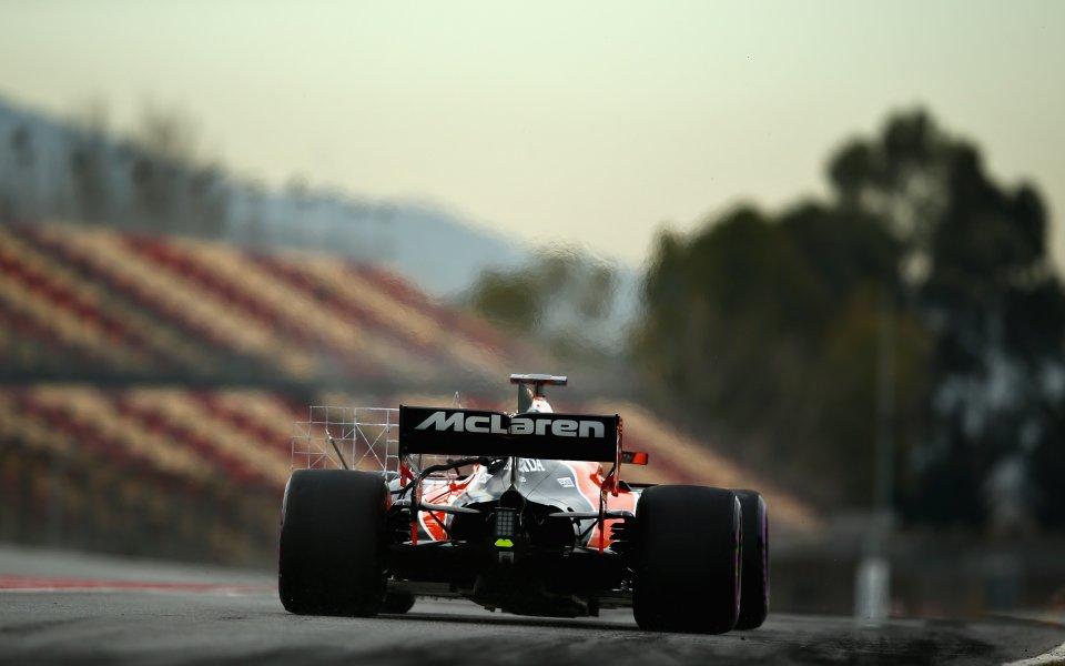 Новият труден сезон на Макларън и Хонда