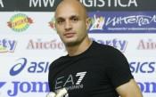 Мирослав Будинов е номер 1 на Дунав - Монтана