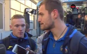 Яблонски: Това е най-важният гол в кариерата ми