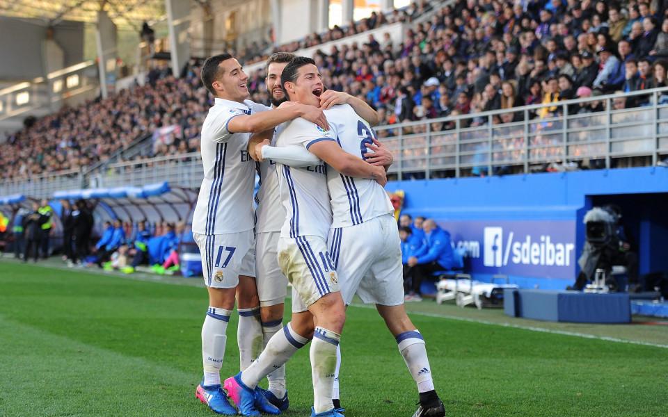 Обратите се превръщат в запазена марка за Реал Мадрид