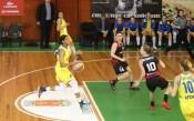Монтана е първият финалист за Купата на България при дамите