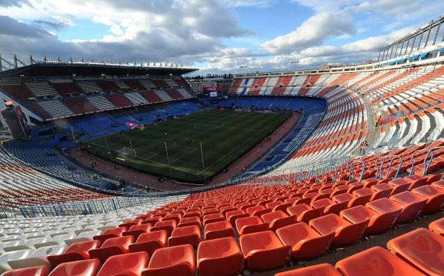 Стадион Висенте Калдерон, на който до сега Атлетико играеше домакинските си мачове<strong> източник: Gulliver/GettyImages</strong>