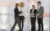 Ина Ананиева с награда от спортния министър