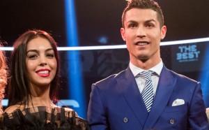 Любовта е във въздуха... с Роналдо и Джорджина