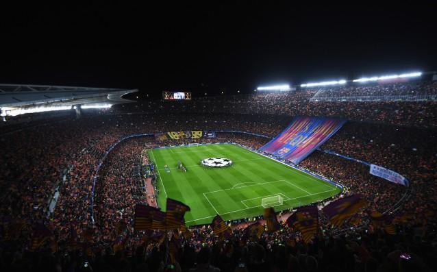 УЕФА глоби Барселона
