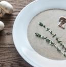 Гъбена супа за дългите дни на пост