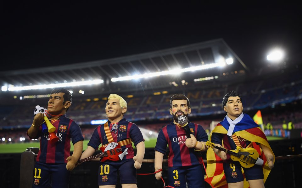УЕФА намекна недвусмислено: Знае се кой ще бъде №1, не е Меси