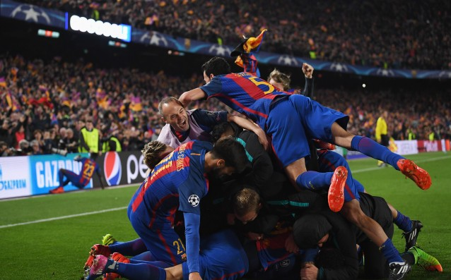 Барселона източник: Gulliver/Getty Images