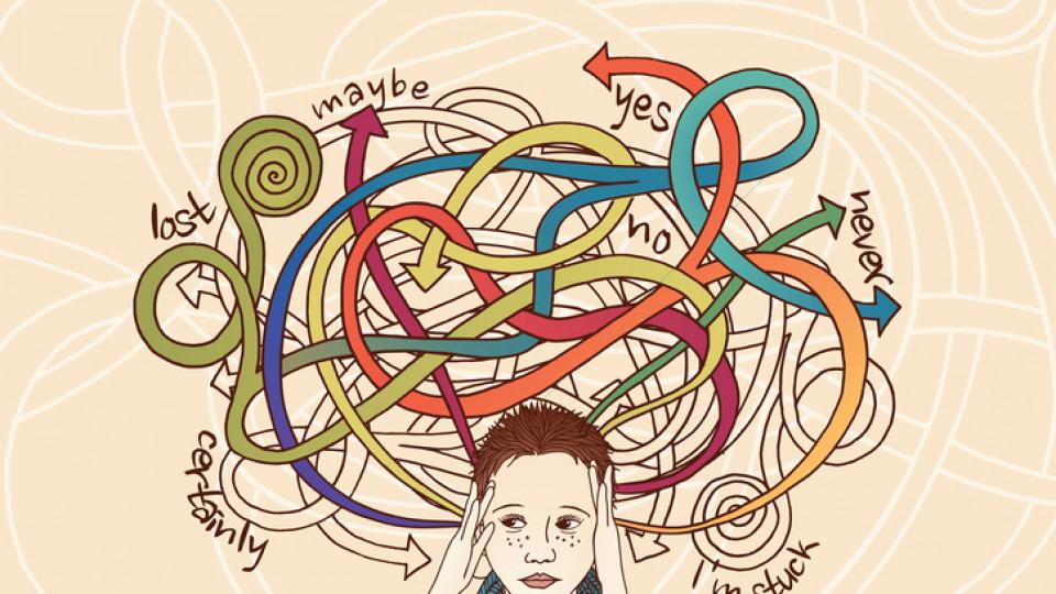Как да се справим с прекаленото премисляне на проблемите, когато сме в емоционална криза