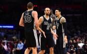 Спърс смълча Юта в лют мач от НБА