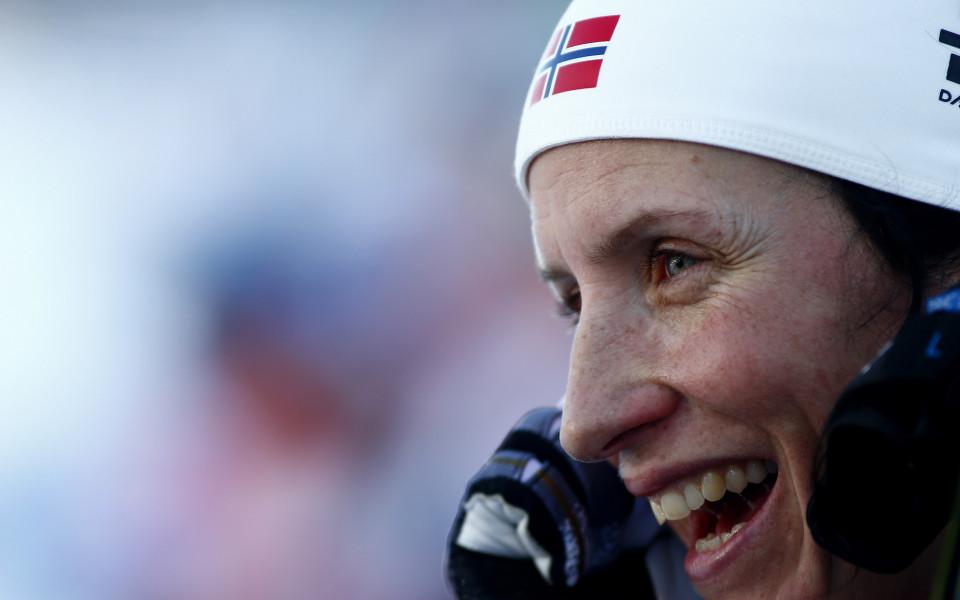 Марит Бьорген не е обсебена от рекордите в Пьонгчанг